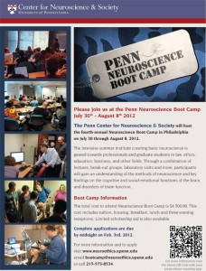Penn State Neuroscience Bootcamp
