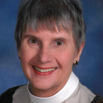Norma Cook Everist clergy picture