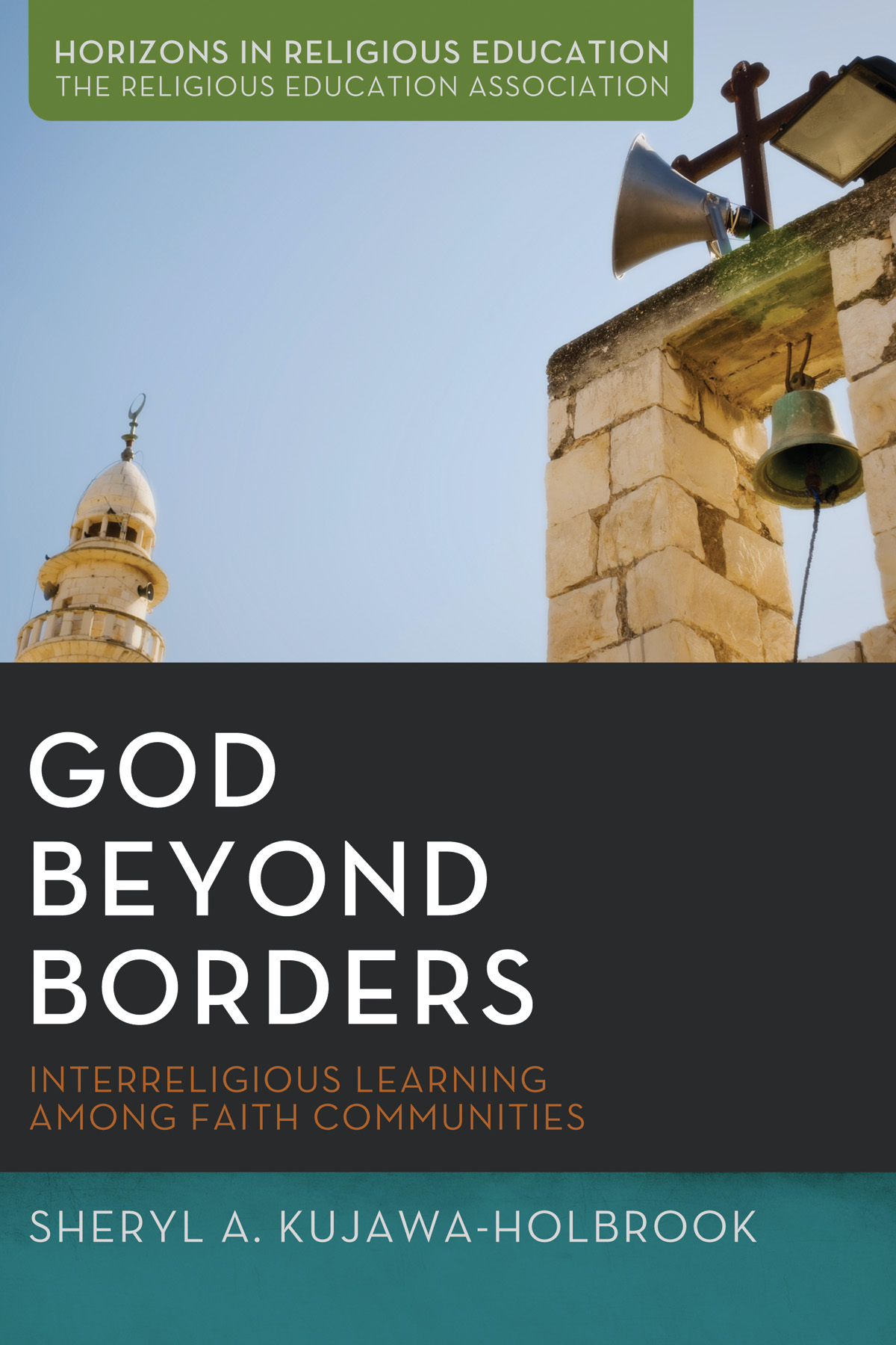 Cover of God Beyond Borders